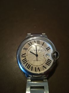 Cartier - Ballon Bleu 42 mm. - Ref. 3001 - Heren - 1990-1999