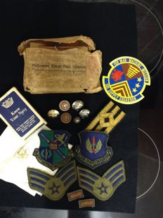 Military and police items
