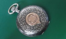 Nachtigal - For Persian market - Pocket watch - Early 1900s