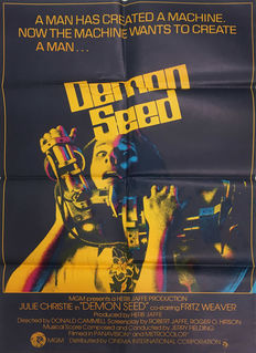 Anonymous - Demon Seed (Cinema International) - 1977