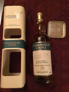Mannochmore 1994 - bottled 2014 Gordon & Macphail Connoisseurs Choice