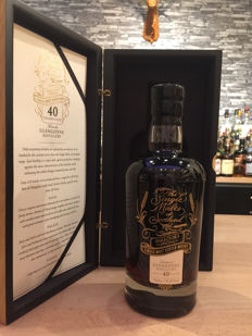 Glengoyne 40 years old - The Single Malt's of Scotland - Director's Special
