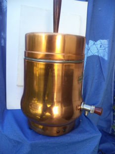 Chocolate maker model 1800, in good condition, 45 cm high by 35 diameter, Packlin shipping
