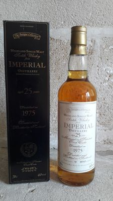 Imperial 1975 - Original bottling - 25 years old