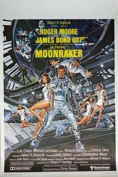 Anonymous - Moonraker, James Bond (Roger Moore) - 1979