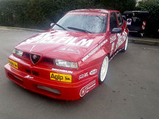 Alfa Romeo - 155 Replik GTA DTM Road - 1993