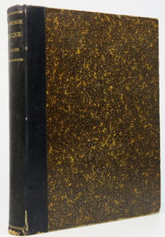 Book with 10 works in one binding in the field of old Greek art and archaeology - 1872/1909