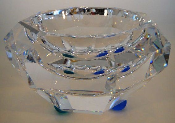Exclusive Swarovski Colorado bowl