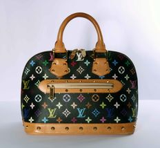 Louis Vuitton – Model: Alma Limited Edition – With studs