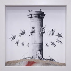Banksy - The Walled Off Hotel Box Set & Extras