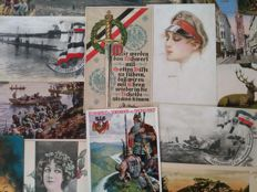 Lot with 250 postcards - 1900 - 1945
