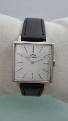 Movado Tank – Men's Watch – 1950s