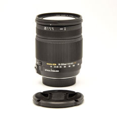 Sigma Zoom 18-250mm F3.5-6.3 DC OS HSM for Nikon (2078)