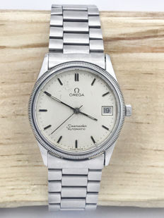 Omega - SEAMASTER AUTOMATIC SILVER DIAL 21 JEWEL - Heren - 1980-1989