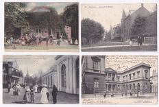 BELGIUM - 200x - only cities and larger towns - very good quality cards