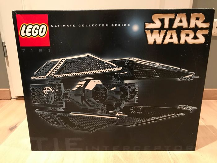 Star Wars UCS -7181- TIE Interceptor