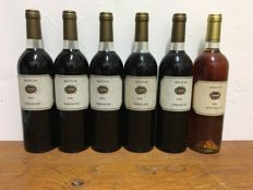 Maculan lot: 5x 1999 Torcolato & 1x 2005 Dindarello - 6 bottles in total