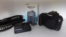 Canon 20D digital reflex body