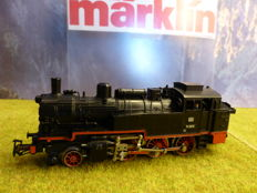 Märklin H0 - 3095 - Steam locomotive BR 74 of the DB