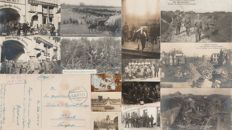 WWI - Germany - Lot of 15 photo postcards