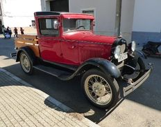 Ford - A Pick Up - 1928