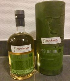 Mackmyra Preludium: 04 - Single Malt from Sweden