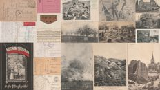 WWI - Germany - Lot of 19 postcards