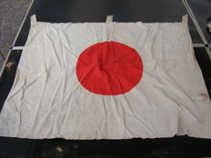 Japanese flag WW2