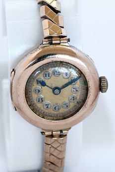 Rolex - Dennison Watch - 172481 - Dames - 1901-1949