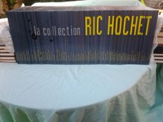 Ric Hochet T1 à T76 - La Collection Ric Hochet - 76x C - TL (2012/2013)