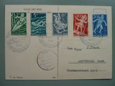 The Netherlands - postal items and miscellaneous