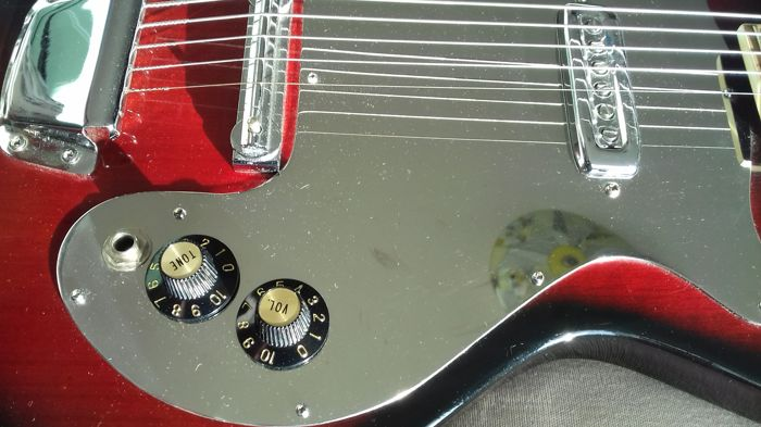 Nice guitar from Japan from the 60s, no brand - Catawiki