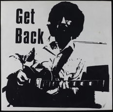 "Lot of 2 Rare Unofficial Beatles ""Get Back"" LP's from 1971-1973 As New (Includes ""Get Back To Toronto"" + U.K Pressing of ""Get Back"")"