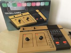 Vintage Polycon C4010 Pong Games Console in Original Box