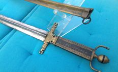 North african dagger