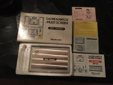 Nintendo Game & Watch Oil Panic - boxed