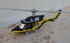 Model Team - 5542 - Black Thunder Helicopter
