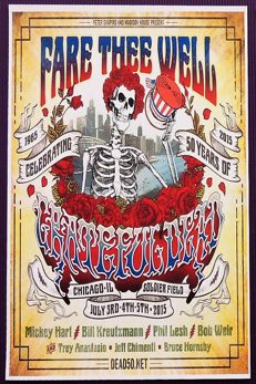 Grateful Dead Dance Concert 2015 Grateful Dead Chicago