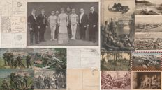 WWI - Germany - Lot of 18 postcards