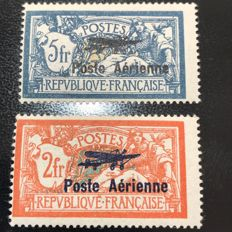 France 1927-1954 - Airmail