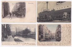 Rotterdam - 120x - With a number of beautiful cards from the period between 1900-1920