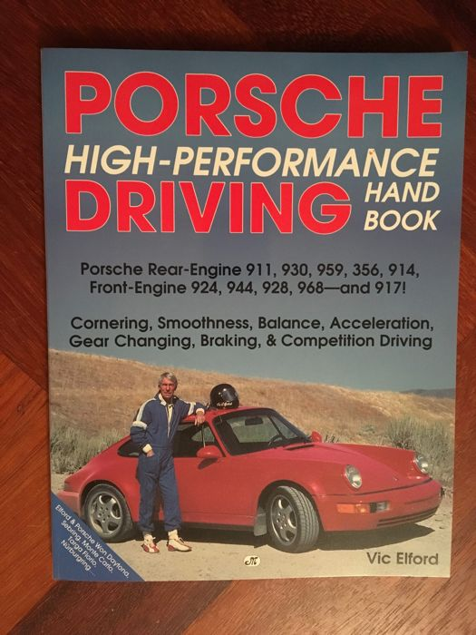 high performance driving manual