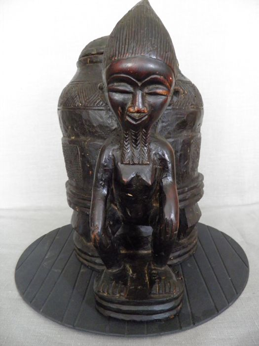 Authentic Mice Oracle Baule-Ivory Coast