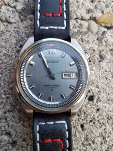 Seiko - Bell-Matic, 27 jewels - 882018 - Uomo - Agosto 1968