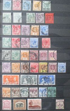 British Commonwealth and Great Britain - Collection of various countries.