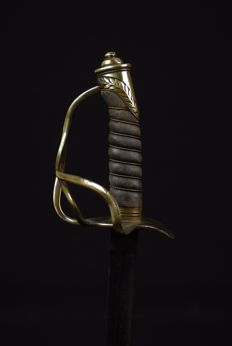 Officers Cavalry Sabre - France