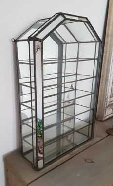 Display cabinet for trinkets, 1970s