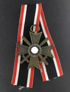 War merit cross 2nd class with swords KVK 2 3rd Reich