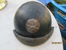 French military helmet