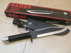 Rambo First Blood Part 2 Knife Deluxe